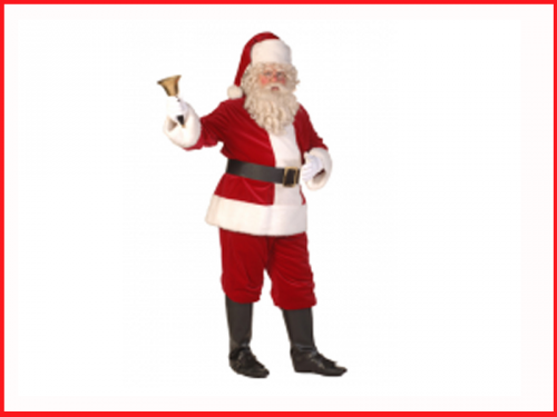 kerst kostuumverhuur, kostuumverhuur, kerstman kostuum huren