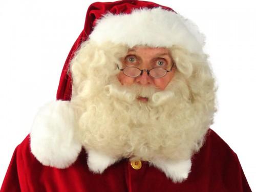 Kerst baardstel huren