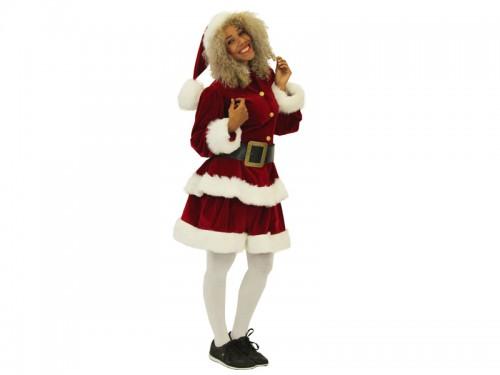 kostuum huren kerst