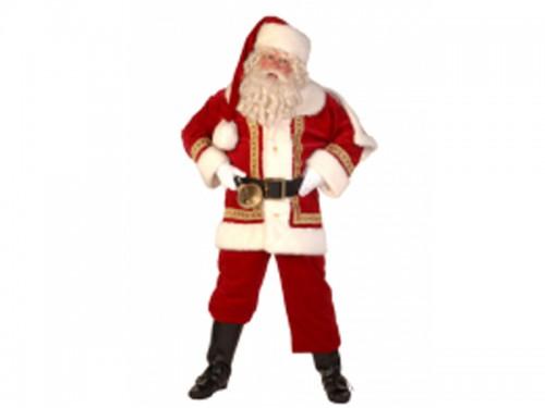 kostuumverhuur, luxe kerstman kostuum, zuid holland, westland, monster, sgravenzande